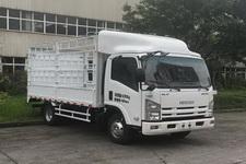 庆铃牌QL5041CCYA6HAJ型仓栅式运输车图片