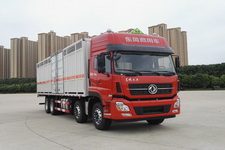 东风牌DFH5310XFWAX2型腐蚀性物品厢式运输车图片