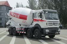 北奔牌ND5310GJBZ27型混凝土搅拌运输车图片