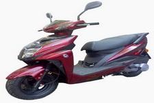 力帆牌LF125T-2R型两轮摩托车图片
