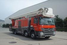 XZJ5407JXFJP58/S1型徐工牌举高喷射消防车图片