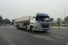 SGZ5314GYYZZ5J5型华威驰乐牌铝合金运油车图片