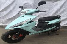 东毅牌TE125T-8C型两轮摩托车