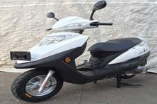 东毅牌TE125T-6C型两轮摩托车