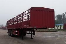 聚运达牌LZY9400CCY型仓栅式运输半挂车图片