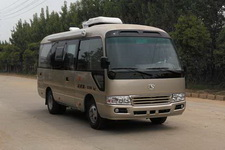 白云牌BY5050XLJV25型旅居车图片