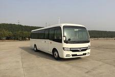 8.1米|24-31座爱维客纯电动客车(QTK6810BEVH3F)