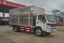 CLW5121CCQ5型程力威牌畜禽运输车图片