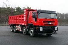 红岩牌CQ3316HMVG276LB型自卸汽车图片
