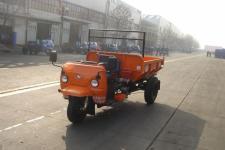 时风牌7Y-1150D22型自卸三轮汽车图片