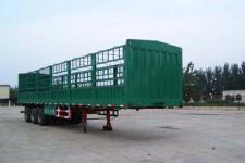 陆锋13米31.4吨3轴仓栅式运输半挂车(LST9400CXY)