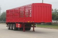 开乐牌AKL9384XCY型仓栅式运输半挂车图片