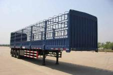 威腾牌BWG9400CXY型仓栅式运输半挂车