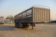 星达牌XXQ9390CLX型仓栅式运输半挂车图片