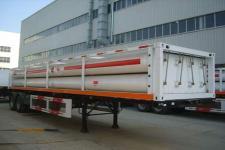 ENRIC(安瑞科)牌HGJ9350GGQ型高压气体运输半挂车图片