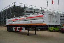 安瑞科13米3.4吨2轴高压气体运输半挂车(HGJ9353GGQ)