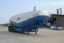 汇联牌HLC9400GFL型粉粒物料运输半挂车图片