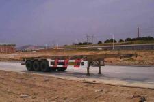 陆平机器牌LPC9400TJZ型集装箱运输半挂车图片