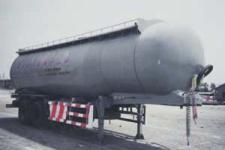 唐鸿重工牌XT9340GFLA型粉粒物料运输半挂车图片