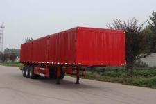 广科13米31吨3轴厢式运输半挂车(YGK9400XXY)