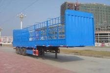 闽兴牌FM9401CXY型仓栅运输半挂车图片