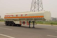 绿叶牌JYJ9400GJY型加油半挂车图片