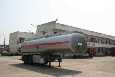 醒狮10.5米27.5吨2轴化工液体运输半挂车(SLS9351GHY)