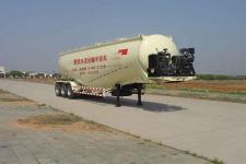 武工牌WGG9391GFL型粉粒物料运输半挂车图片
