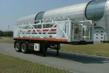 安瑞科(ENRIC)牌HGJ9200GGQ型高压气体运输半挂车图片
