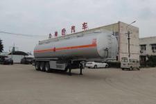 醒狮11.7米33吨3轴化工液体运输半挂车(SLS9407GHY)