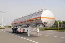 中集牌ZJV9402GHYTH型化工液体运输半挂车图片