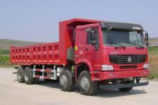 豪沃牌ZZ3317N4267D1型自卸汽车图片