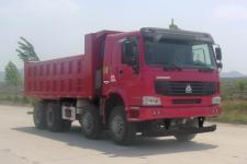 豪沃牌ZZ3317N3067D1型自卸汽车图片
