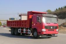 豪沃牌ZZ3257N4647D1型自卸汽车图片