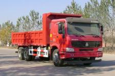 豪沃牌ZZ3257N4147D1型自卸汽车图片