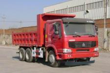 豪沃牌ZZ3257N3647D1型自卸汽车图片