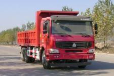 豪沃牌ZZ3257N3847D1型自卸汽车图片