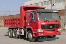 豪沃牌ZZ3257N3447D1型自卸汽车图片