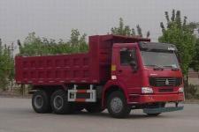 豪沃牌ZZ3257N3247D2型自卸汽车图片