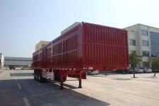 万事达13米32.3吨3轴厢式运输半挂车(SDW9409XXY)