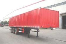 江淮扬天牌CXQ9406XXY型厢式运输半挂车图片