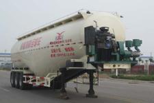 豫新牌XX9401GFL60型粉粒物料运输半挂车图片