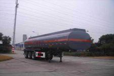 中集牌ZJV9403GHYTHH型化工液体运输半挂车图片