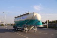 中集牌ZJV9400GFLTH型粉粒物料运输半挂车图片