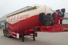 杨嘉11米30.5吨3轴粉粒物料运输半挂车(LHL9408GFL)