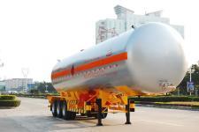 久远牌KP9406GYQSD型液化气体运输半挂车
