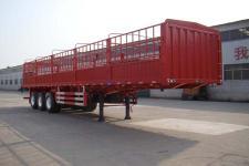 通亚达牌CTY9407CLX型仓栅式运输半挂车图片
