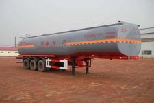 正康宏泰牌HHT9404GHYA型化工液体运输半挂车图片