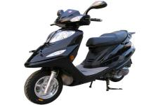 建设牌JS125T-9型两轮摩托车