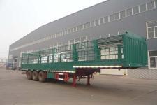 亚特重工牌TZ9401CLX型仓栅式运输半挂车图片